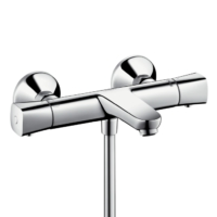 Hansgrohe Ecostat Universal Bath/Shower Mixer for Exposed Installation