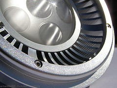 Image of LED downlight - SaveMoneyCut Carbon - Green Office Week