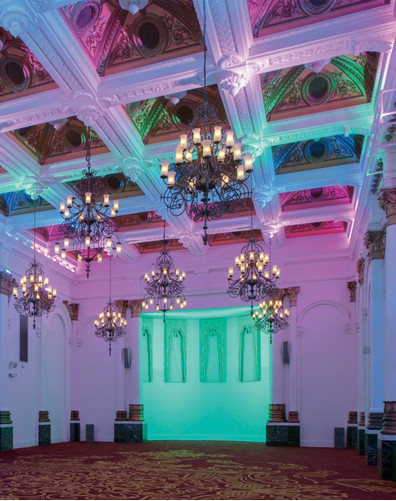 Image of LED lighting at 8 Northumberland Avenue venue -  SaveMoneyCutCarbon - Philips Lighting