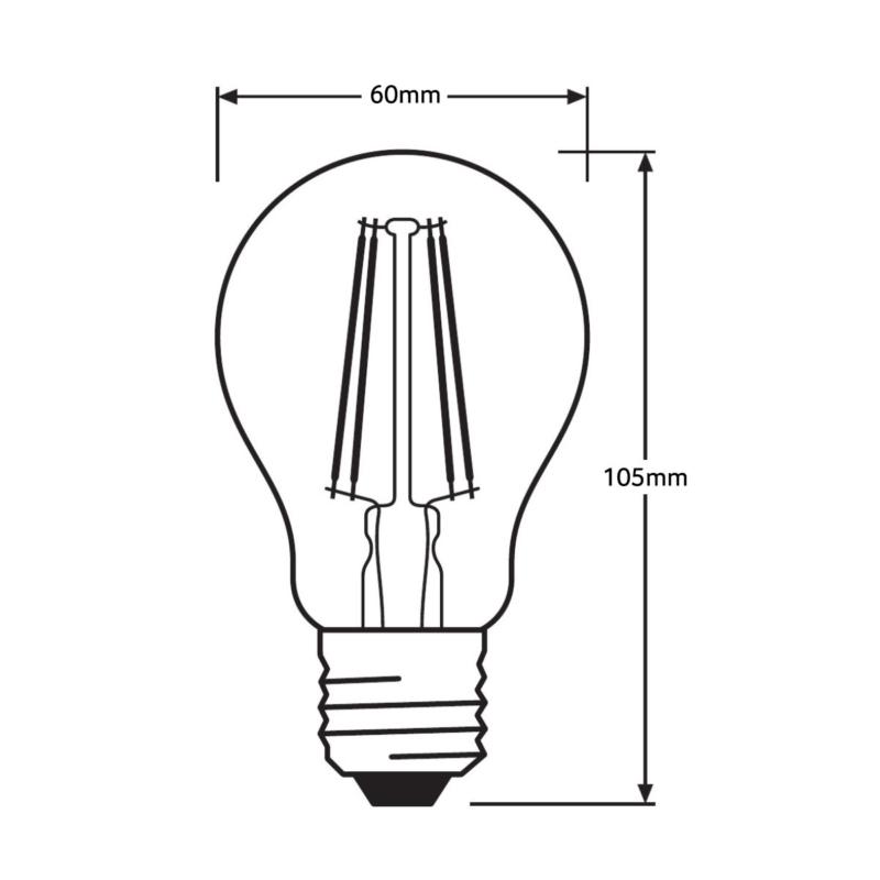 Ledvance-Parathom-E27-4052899961654-Dimensions
