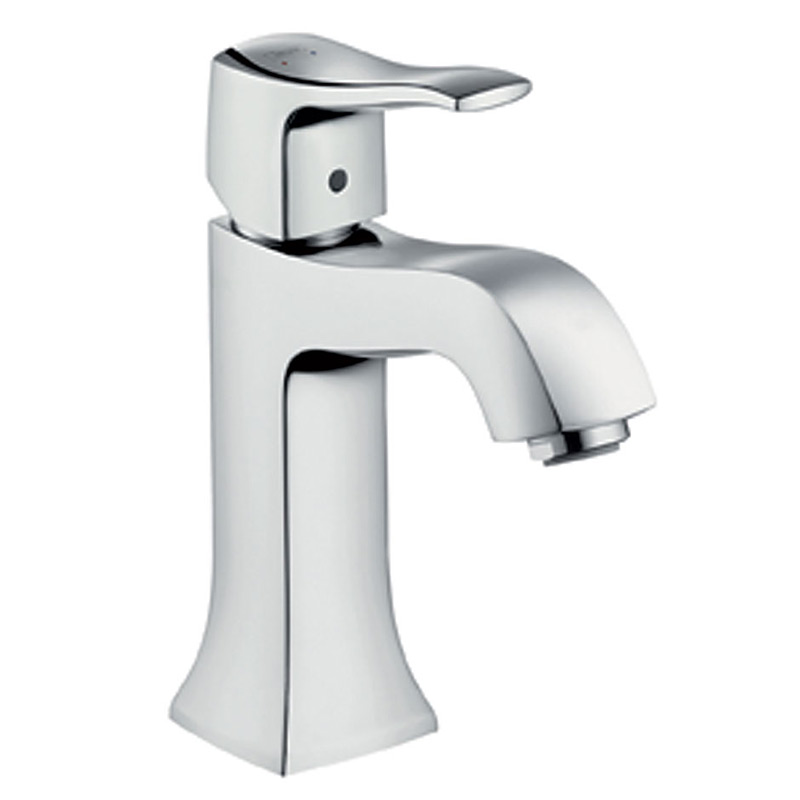 Hansgrohe Metris Classic Single Lever Basin Mixer Without Waste