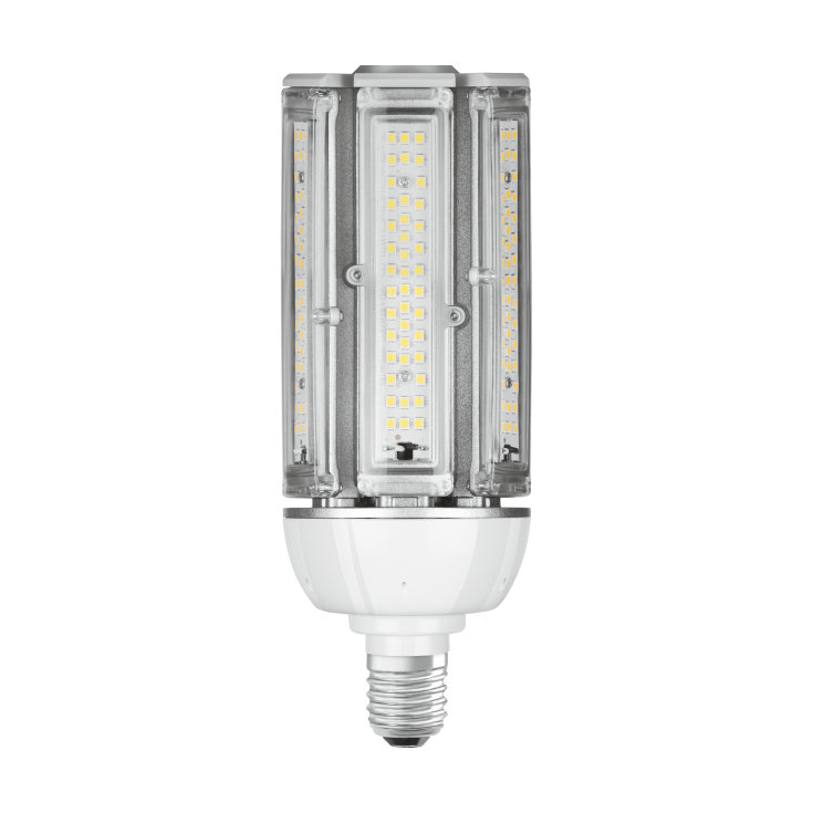 osram hql led corn lamp e27 46w 4000k clear. Black Bedroom Furniture Sets. Home Design Ideas