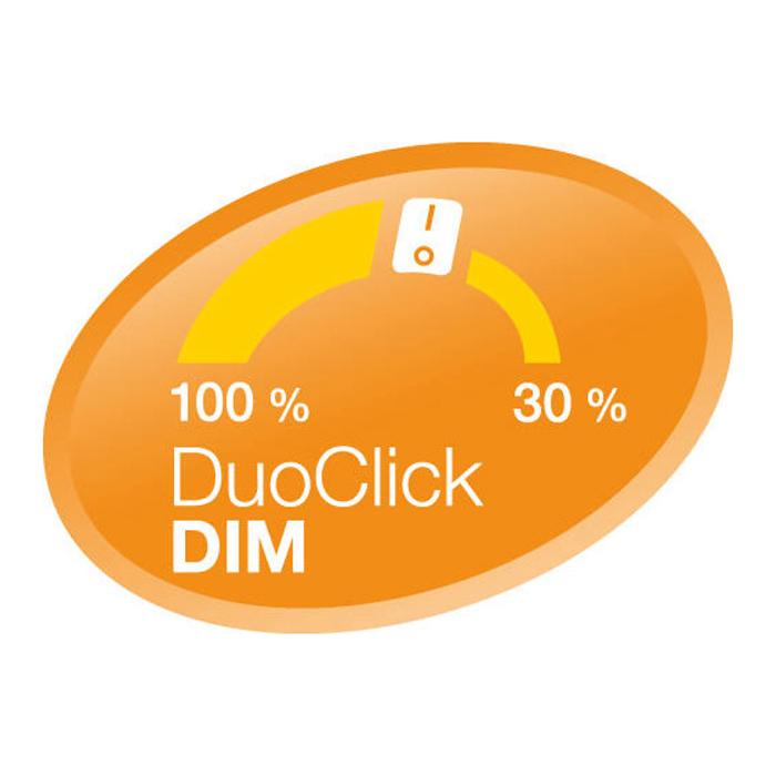 Osram LED Duo Click Dim Bulb