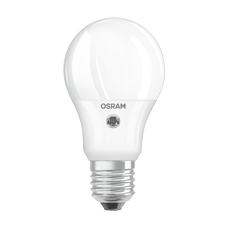 osram led parathom classic a bulb frosted e27 10w 2700k. Black Bedroom Furniture Sets. Home Design Ideas