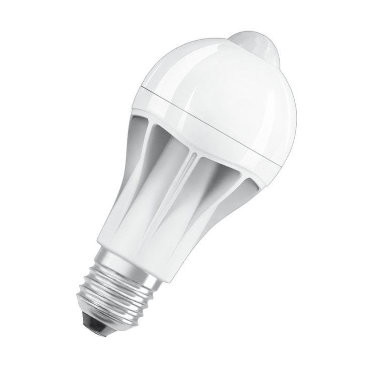 osram led parathom classic a bulb frosted e27 9w 2700k. Black Bedroom Furniture Sets. Home Design Ideas