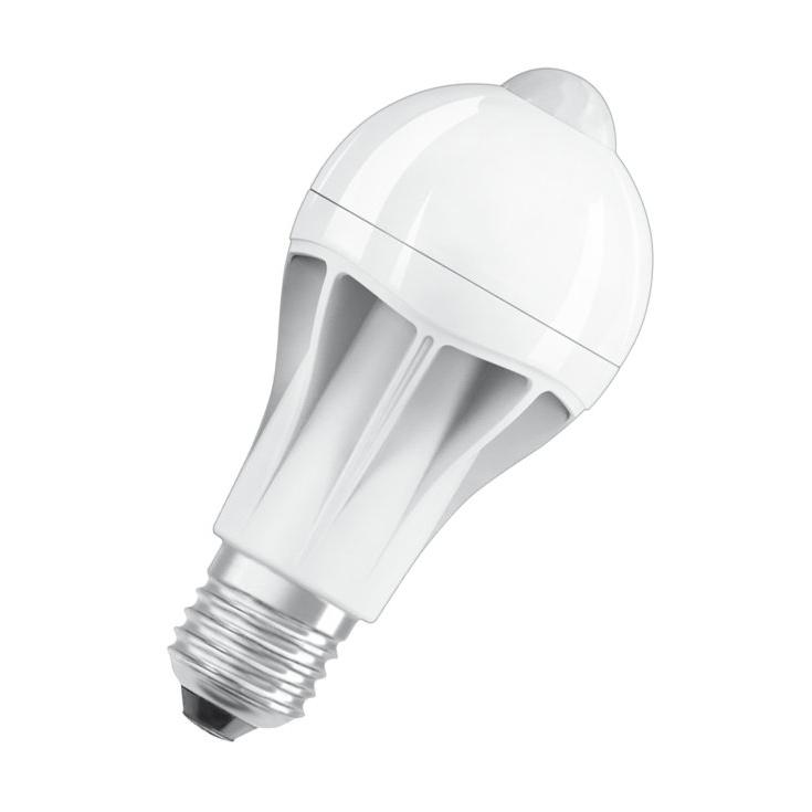 osram led parathom classic a bulb frosted e27 9w 2700k. Black Bedroom Furniture Sets. Home Design Ideas