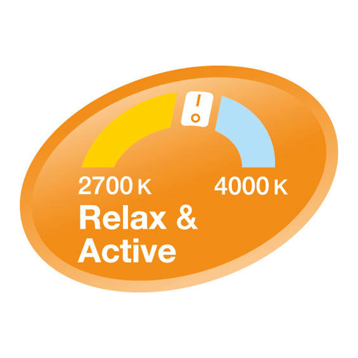 Osram LED Relax and Active Bulb