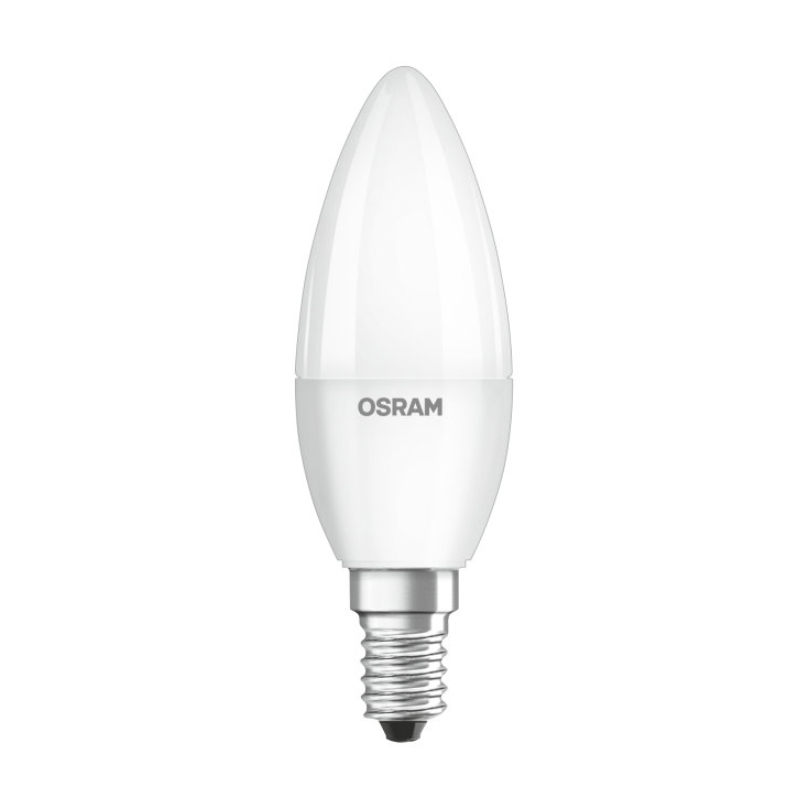 Osram LED Relax and Active Candle Bulb Frosted E27 5W 4058075814936 Main
