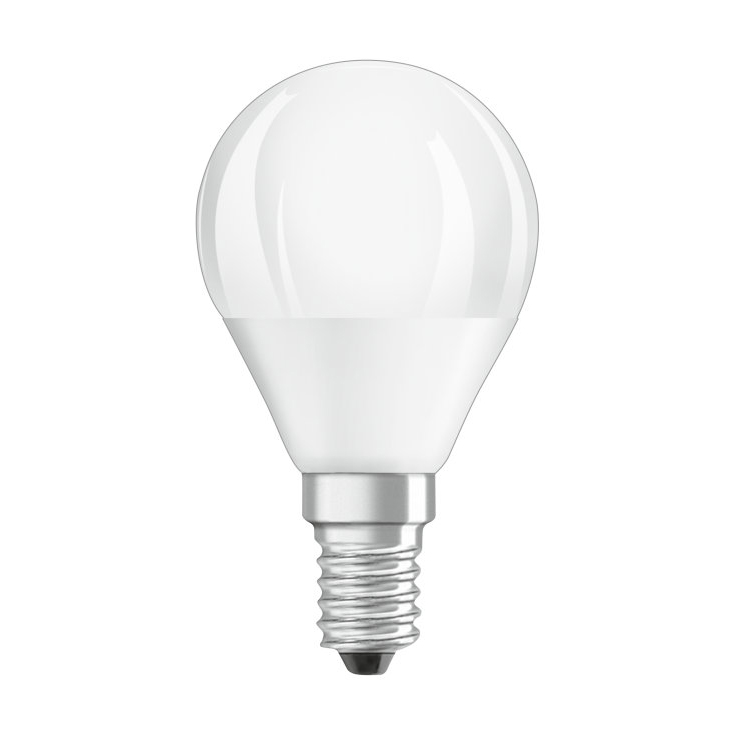 Osram LED Relax and Active Classic P Mini Globe Bulb Frosted E14 5W 4058075813618 Main