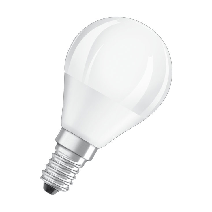 Osram LED Relax and Active Classic P Mini Globe Bulb Frosted E14 5W 4058075813618