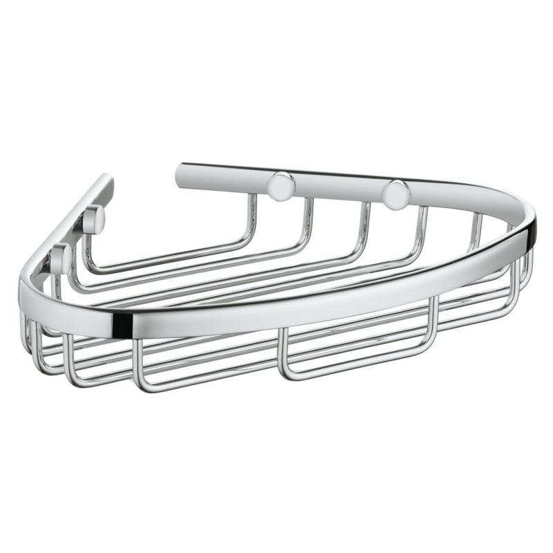Grohe BauCosmopolitan Corner Basket Chrome 40664001 Mian