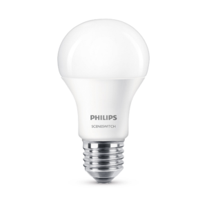 Philips SceneSwitch LED Bulb A60 929001264158 Main