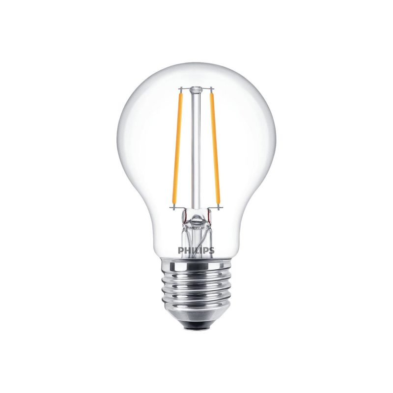 Philips LED Filament Bulb Clear A60 E27 - 929001331002 Main