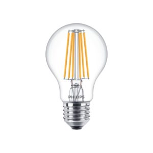 Philips LED Filament Bulb Clear A60 E27 - 929001384002 Main