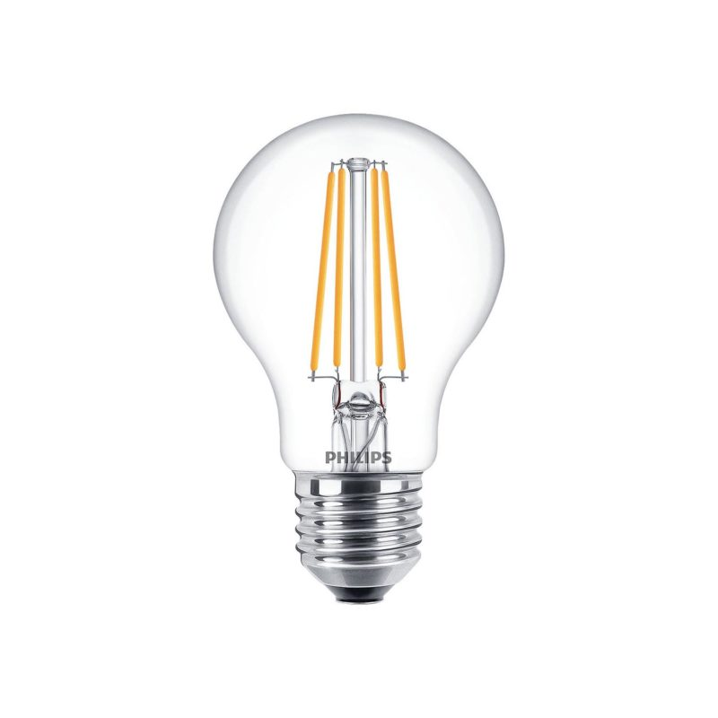 Philips LED Filament Bulb Clear A60 E27 - 929001387302 Main