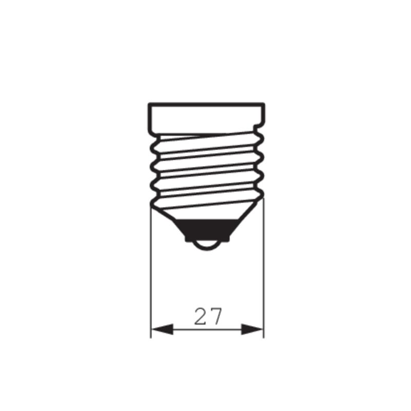 Philips LED Filament Bulb E27 Fitting