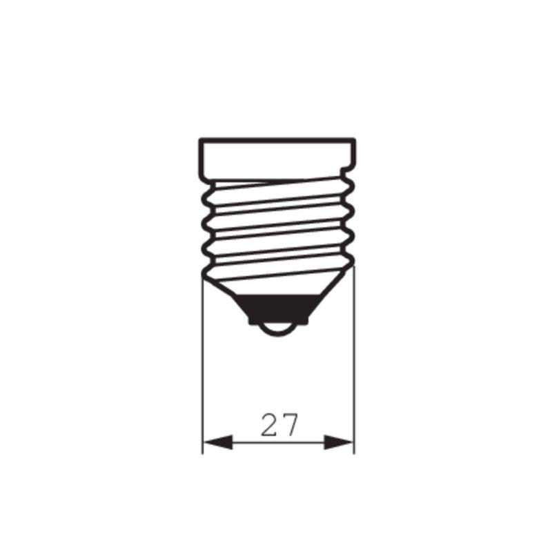 Philips LED Filament Bulb E27 Fitting