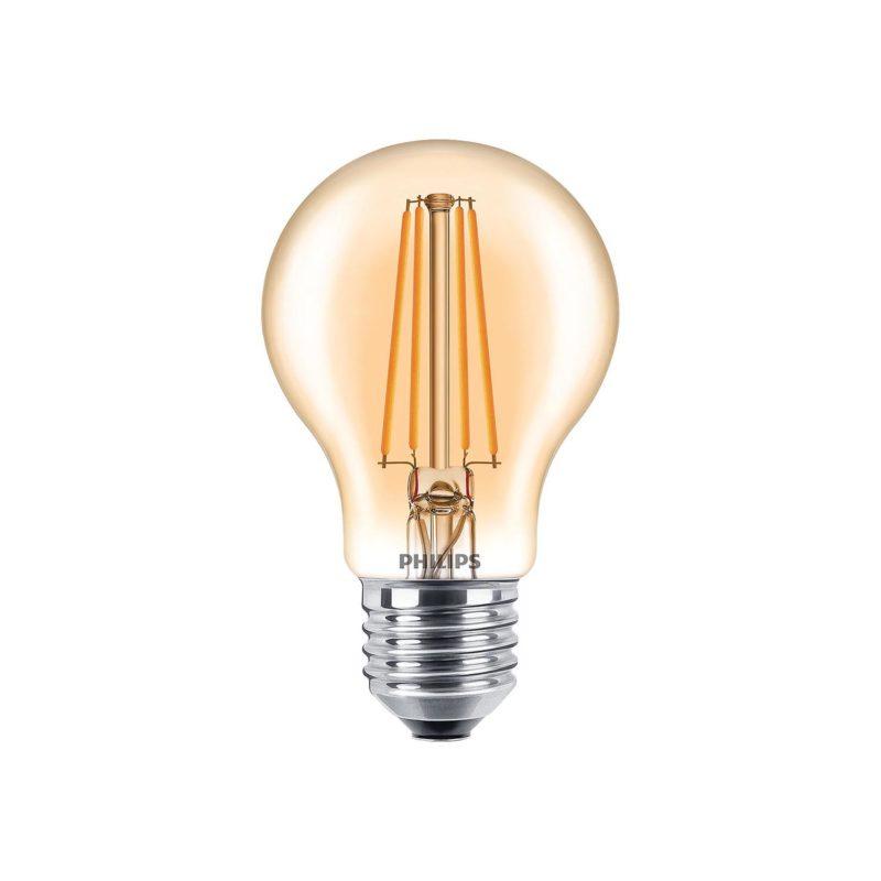 Philips LED Filament Bulb Gold A60 E27 - 929001332902 Main