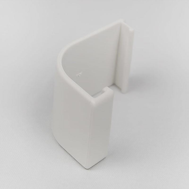 PPDA-049-WT Propelair Hinge Cap Left Side White