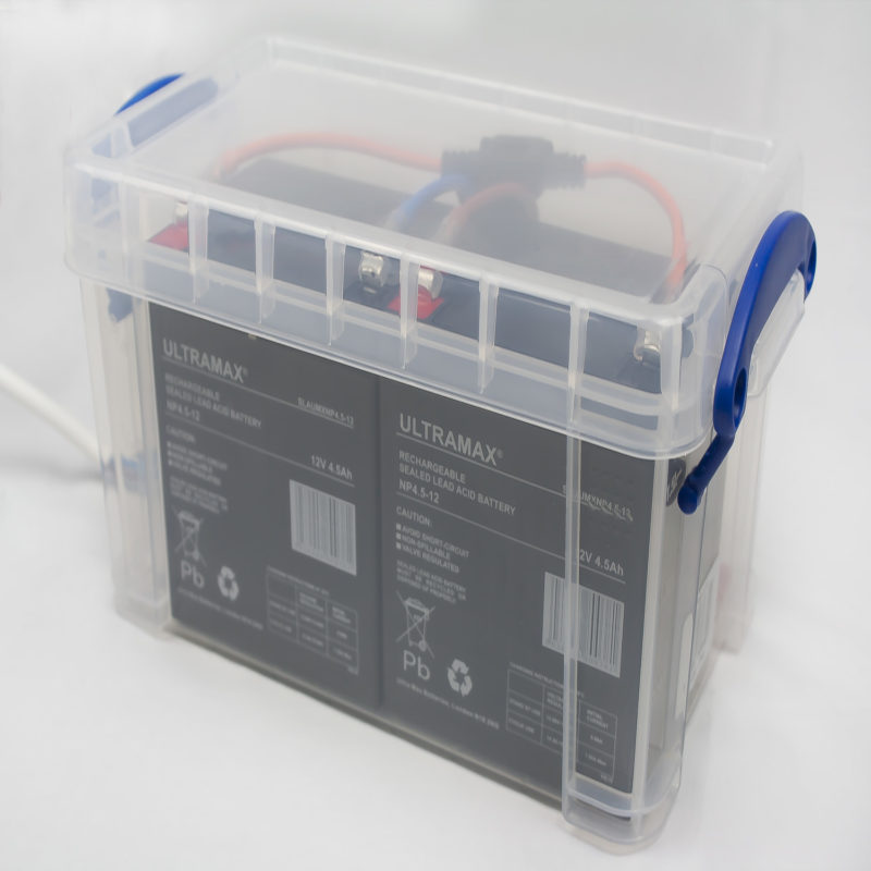 PPDA-106-1 Propelair Toilet Standard Battery Box