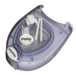 PPLR-10-CL Propelair Toilet Lid and Seat Pack Clear