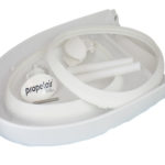 PPLR-10-WT Propelair Toilet Lid and Seat Pack White