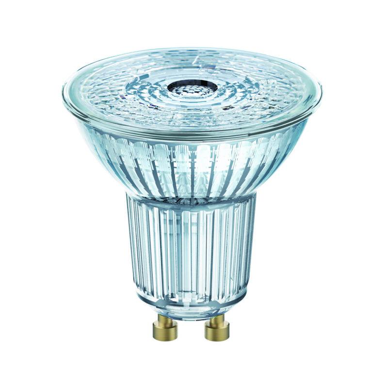 Ledvance Parathom LED Spotlight Bulb GU10 5.9W 2700K_4058075095380_Top