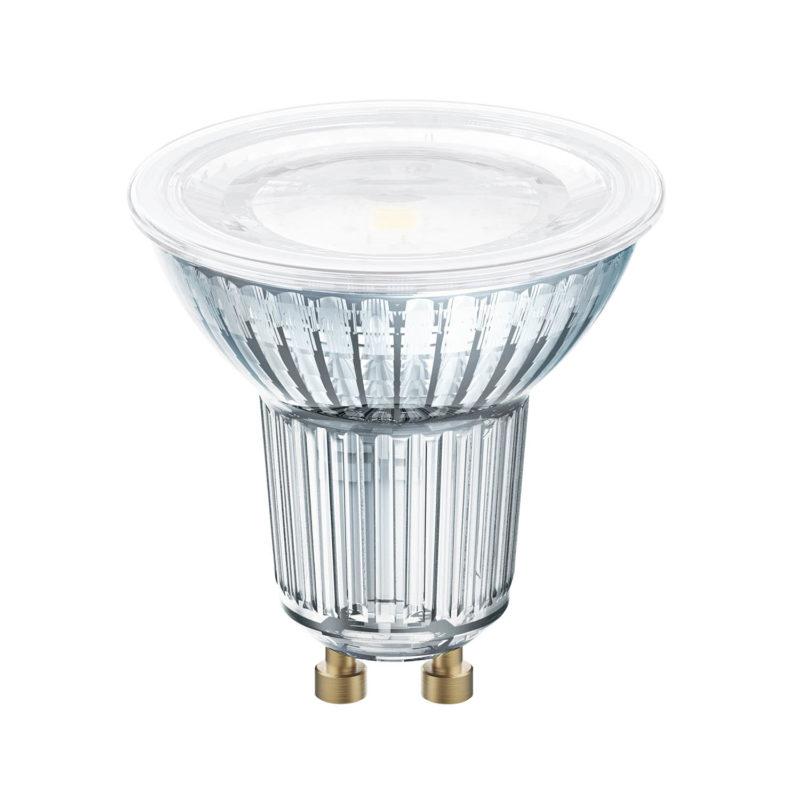 Ledvance Parathom LED Spotlight Bulb GU10 8W 2700K_4058075095601_Top