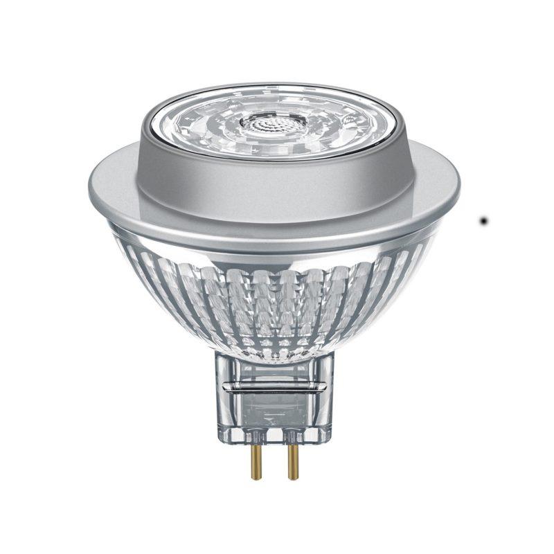 Ledvance Parathom LED Spotlight Bulb MR16 7.8W 2700K_4058075095120_Top