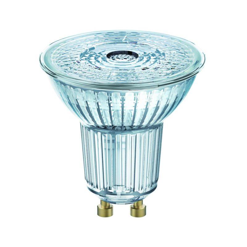 Ledvance Parathom Pro LED Spotlight Bulb GU10 6.1W 3000K_4058075095403_Top