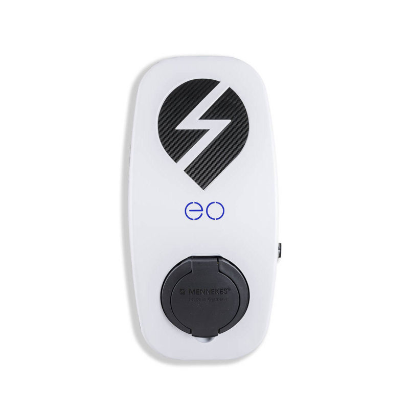 EO Genius EV Charger Type 2 White-Main