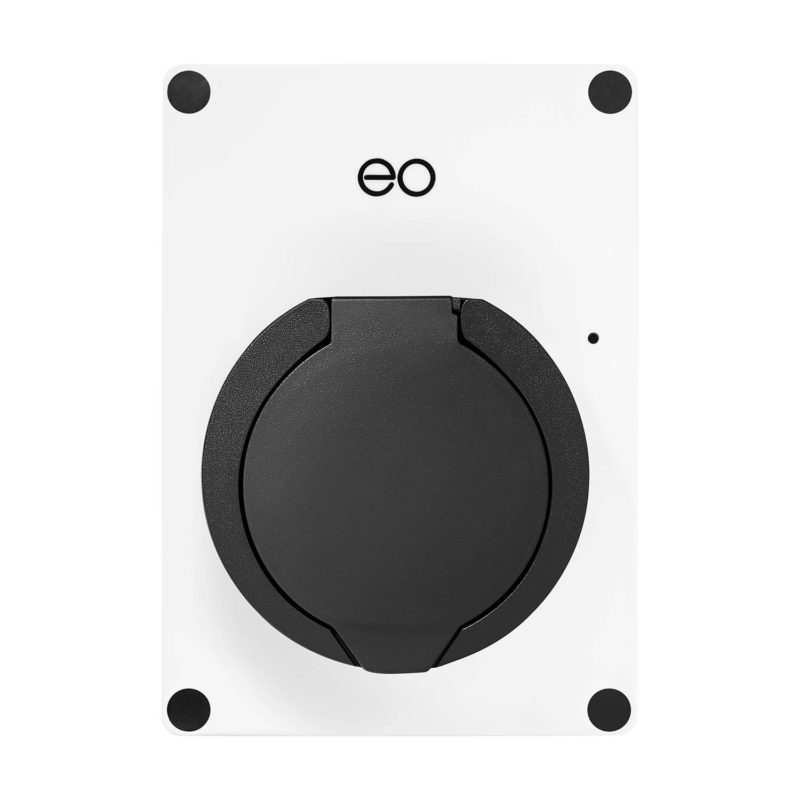 EO Mini EV Charger White - Main