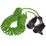 SMCC EV Cable Coiled Type_1-to-Type_2 - Main