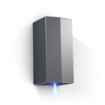 Veltia Crystal Air Hand Dryer Graphite-VACRYSTAL003-Main