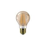 Philips Decorative LED Filament Bulb Gold A60 8W 929001921602 - Main