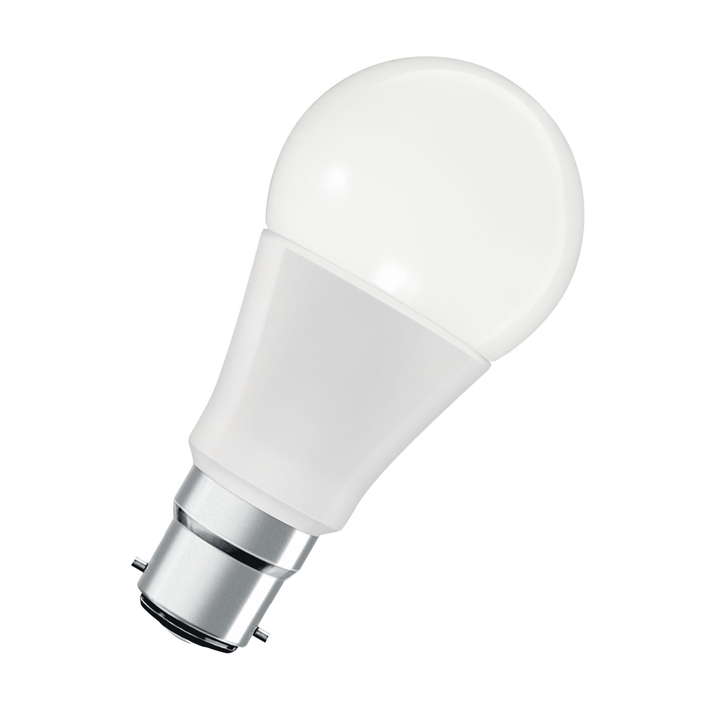 Ledvance Smart+ LED A60 Bulb B22 10W Multicolour RGBW ZigBee - 4058075208407 - Main
