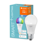 Ledvance Smart+ LED A60 Bulb E27 10W Multicolour RGBW Bluetooth - 4058075208469 - Main2