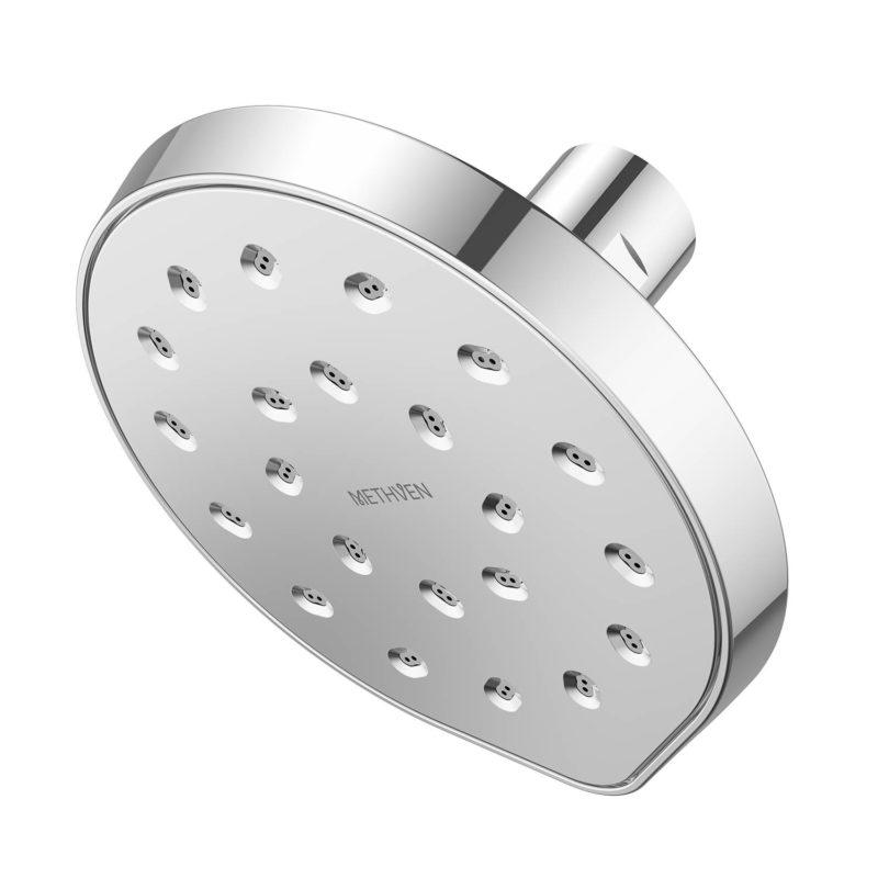 Methven Kiri MK2 Satinjet Showerhead Chrome-KRWSCPUK-Main