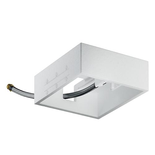 hansgrohe Raindance Basic Set for overhead shower White - 26471180 - Main