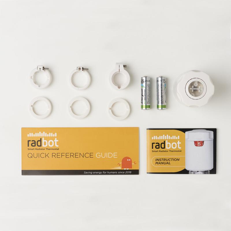 Radbot - Box Content