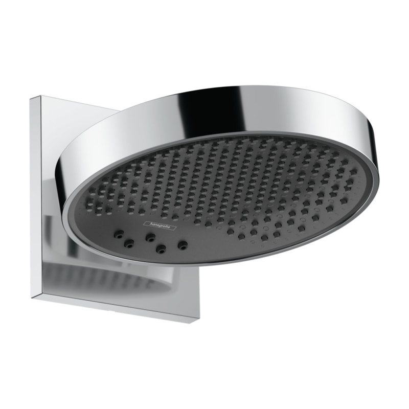 hansgrohe Rainfinity 250 3jet Ecosmart Chrome Overhead Shower-26233000-Main.jpg