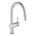 Grohe Minta Touch Sink Mixer Single Lever 12 31358002 main
