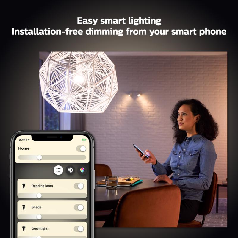 Phillips Hue 929001821601 app 1