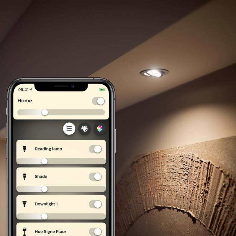 Phillips Hue 929001953502 app 2