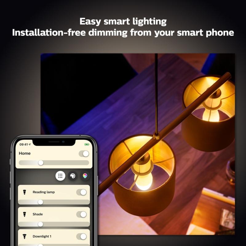 Phillips Hue 929002039902 app 1