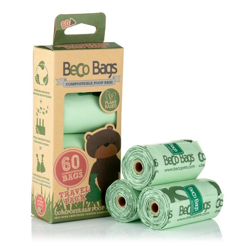 Beco Pets Poop Bags BBGC-60 Main