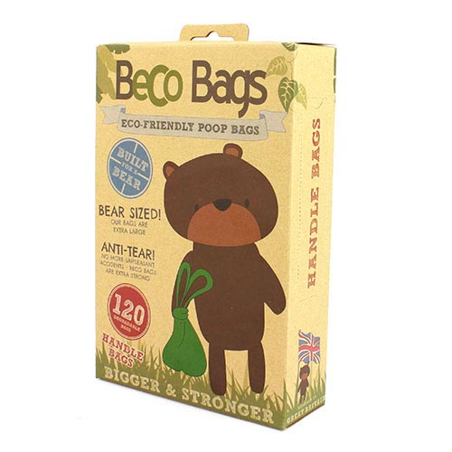 Beco Pets Poop Bags BBGH-120 Main