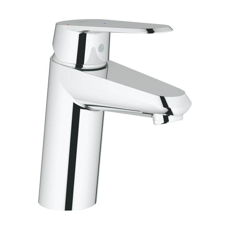 Grohe Eurodisc Cosmopolitan Single Lever S-Size Basin Mixer Tap Chome without Waste Set 2338220E main