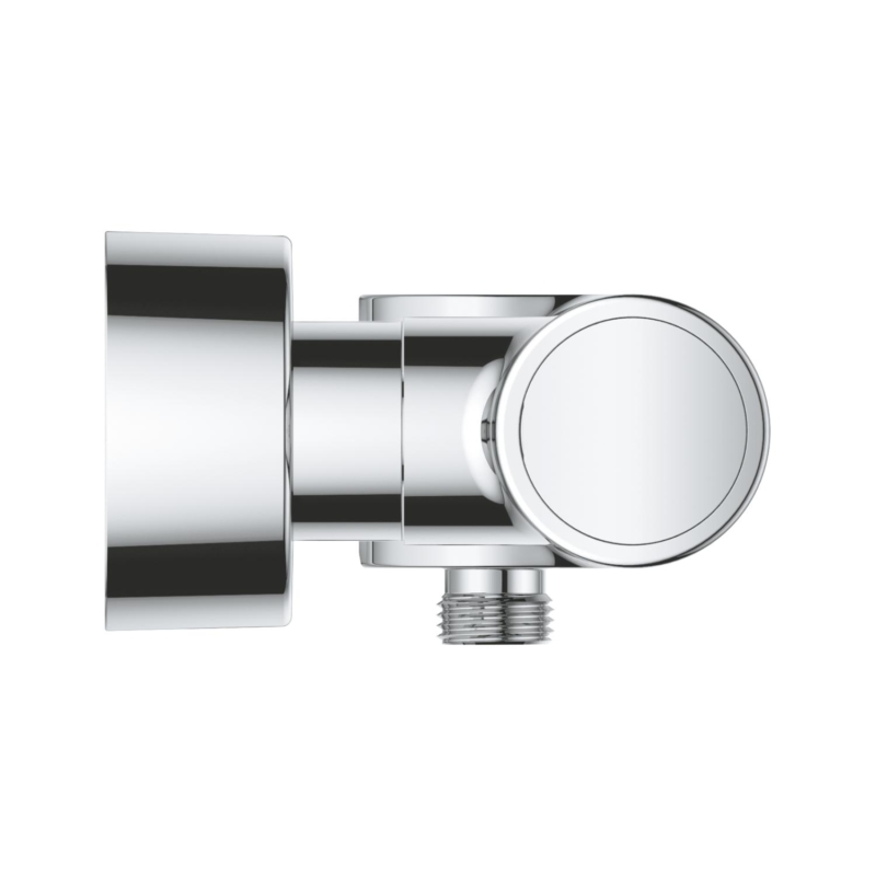 Grohe Eurosmart Cosmopolitan E Special Thermostatic Mixer Chrome Infra-Red Electronic 36457000 side