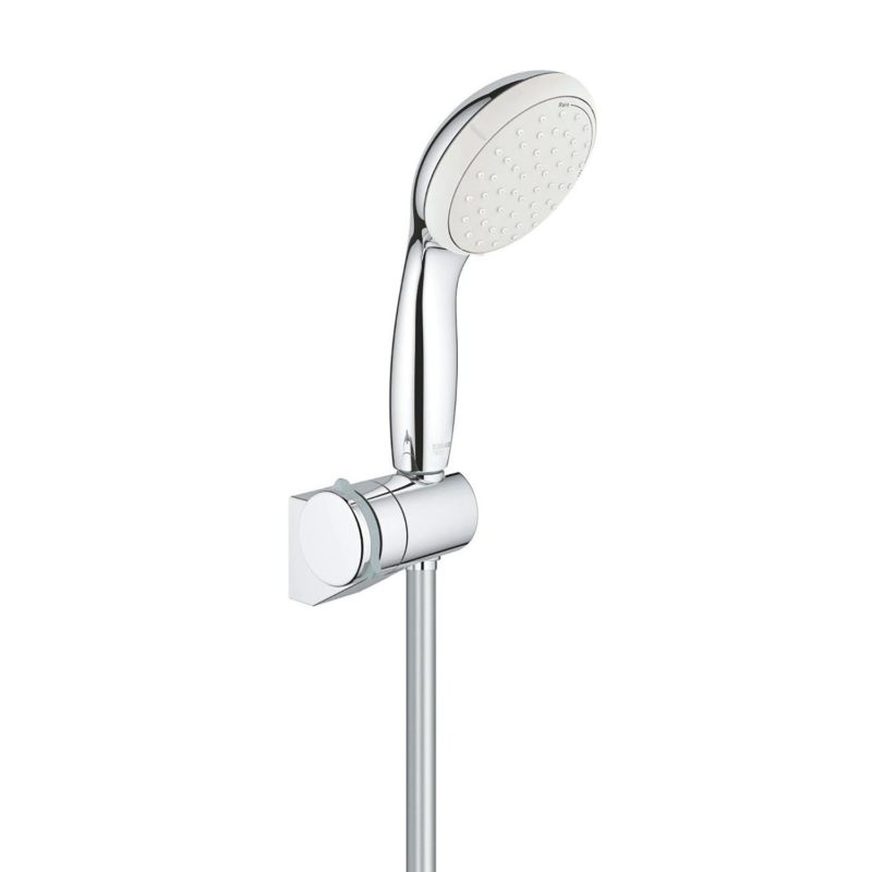 Grohe Tempesta 100 Hand Shower with Wall Holder Chrome 2760110E main